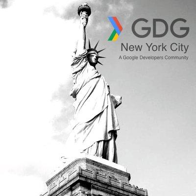 GDG New York logo